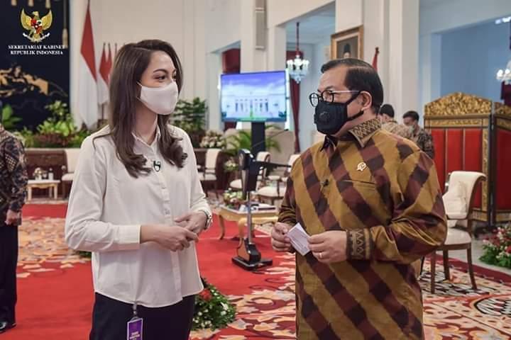Seskab: Sesuai Arahan Presiden, Sidang Kabinet Paripurna Dijalankan Sesuai Protokol Kesehatan