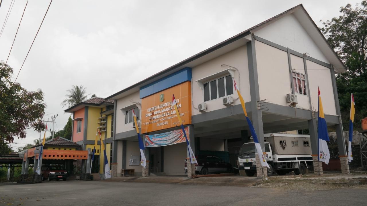 Berikut Nama 11 Perusahaan Yang Akan Melakukan,Pekerjaan Tahun Anggaran 2020 di Dinas BM-SDA Kabupaten Sanggau