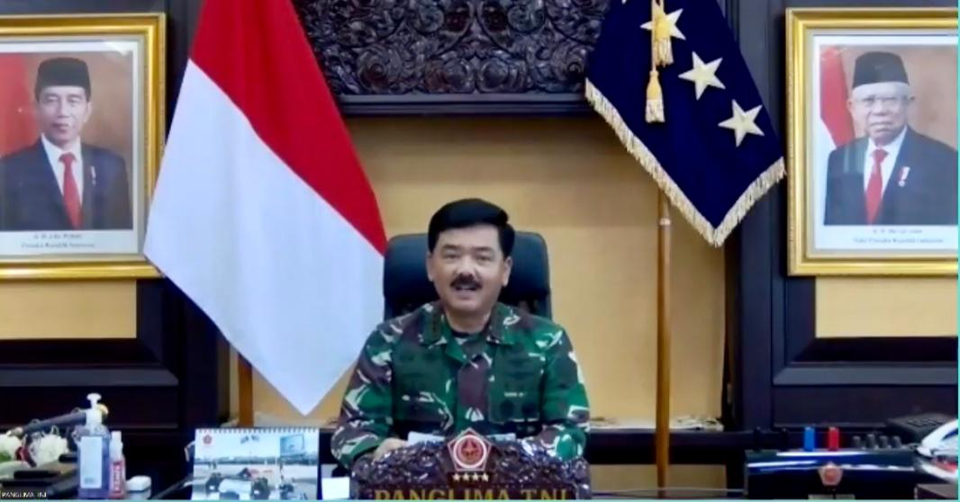 Panglima TNI : Langkah NU Peduli Covid-19 Sangat Membantu Upaya Pemerintah