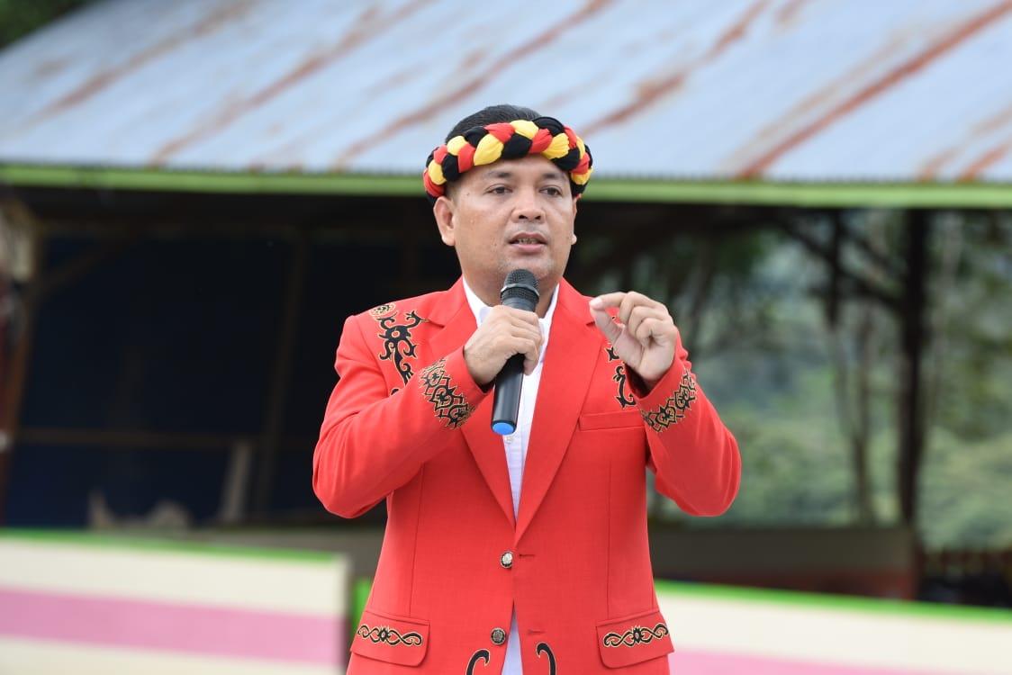Sekjen DAD Kabupaten  Sanggau,Minta agar Foto Hoax Tentang Gawai Dayak 2020  Segera di Hapus
