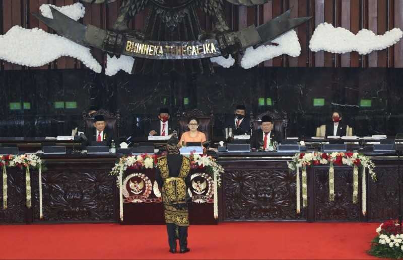 DPD RI Dipuji Presiden, La Nyalla: Terima Kasih Pak Jokowi