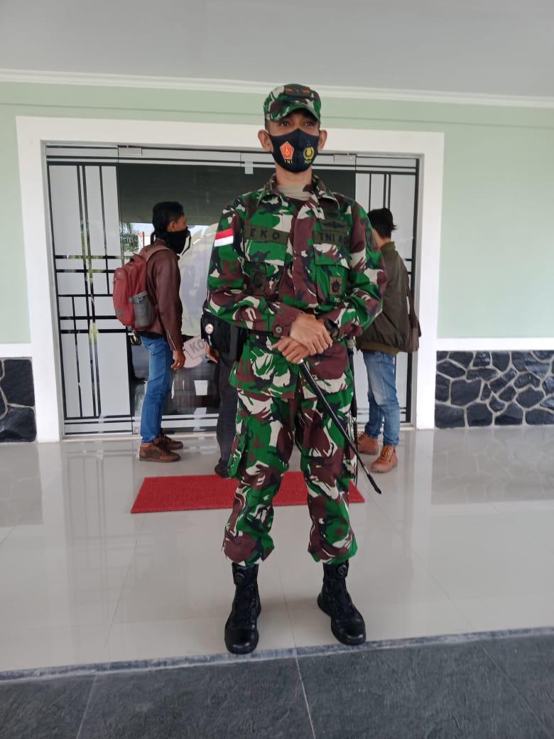 Sukseskan LKJ TMMD-109, DANDIM Jumpa briefing yang ke-3