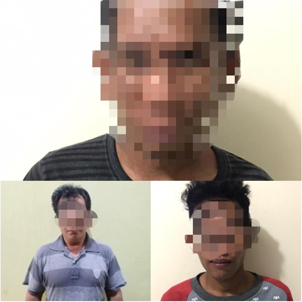 Polres Sanggau Ungkap Kasus Pengedar Uang Palsu, Dengan Nilai Belasan Juta Rupiah