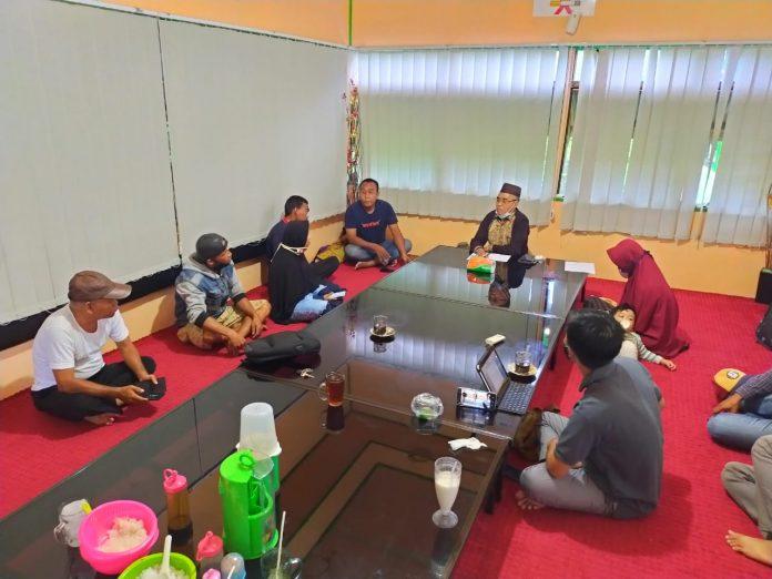 Gandeng Mediator Nasional, Bidhumas Polda Kalteng Damaikan Warganet Berseteru di Medsos