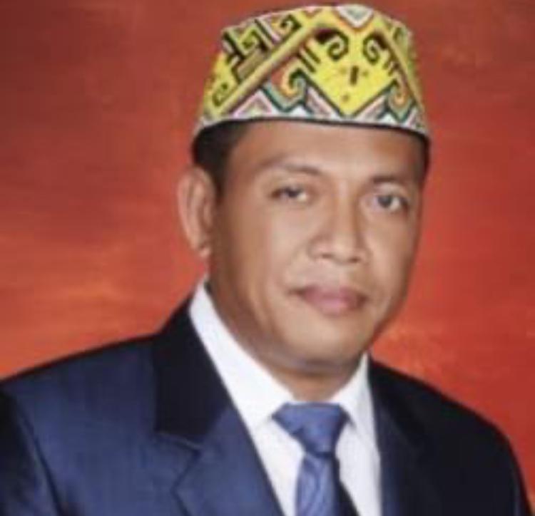 Terkait Jalan Semirau Longsor DPRD Provinsi Fransiskus Suwondo Angkat Bicara