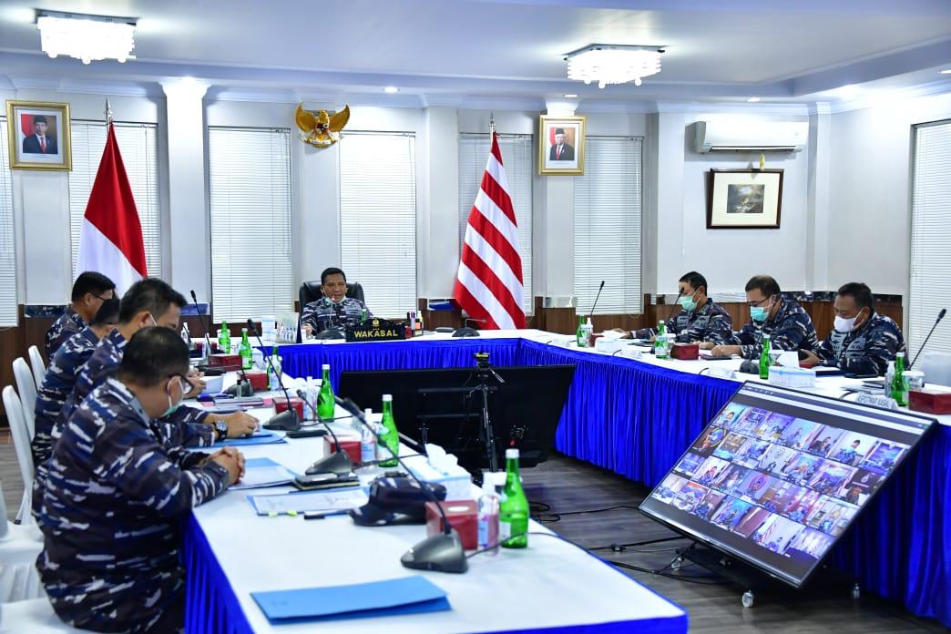 Wakasal : Perlunya fungsi pengawasan dan pengendalian di lingkungan TNI AL