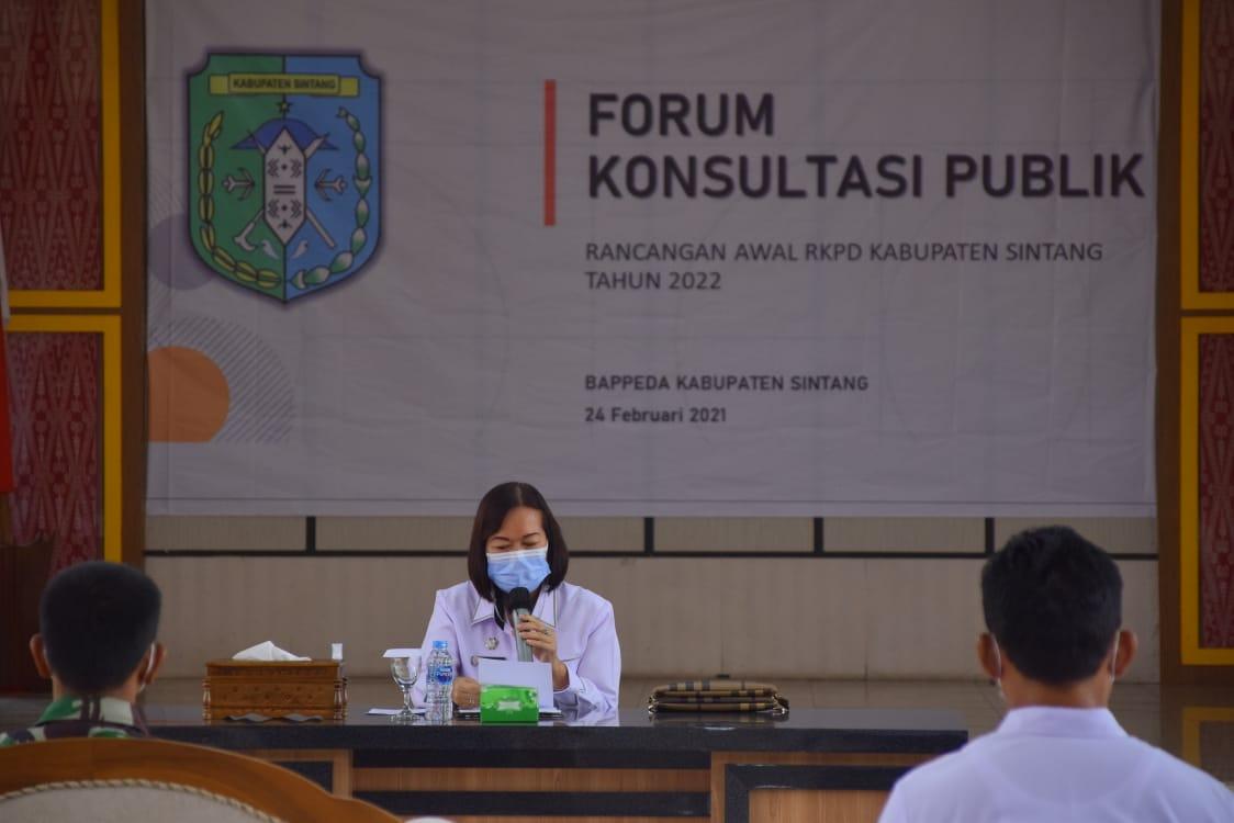 RAPAT PENYUSUNAN RKPD TAHUN 2022