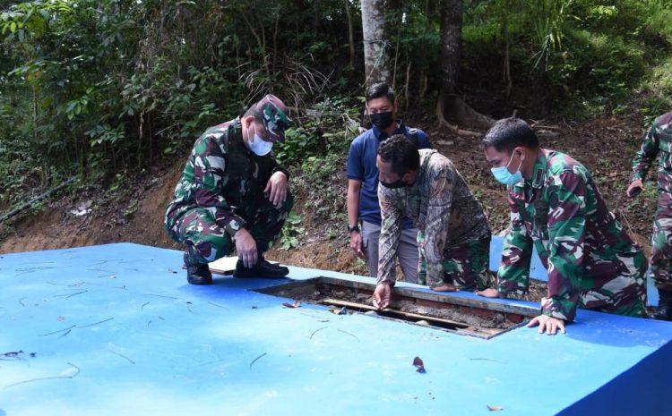 Aster Panglima TNI Tinjau Serbuan Teritorial Skala Besar di Kuningan