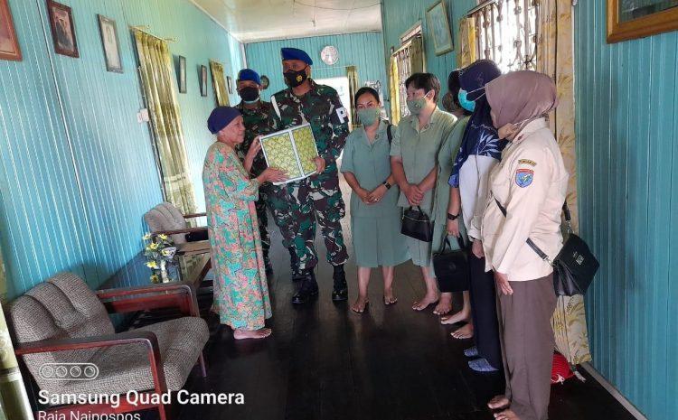 Subdenpom XII/2-4 Kapuas Bagi Sembako